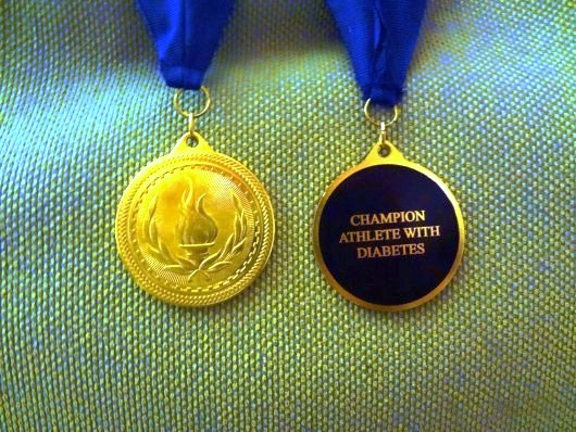 Champion-Athletes-With-Diabetes-Medal