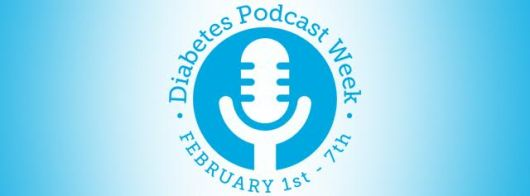 Loved participating in Diabetes Podcast Week.  Can't wait until 2017's edition!