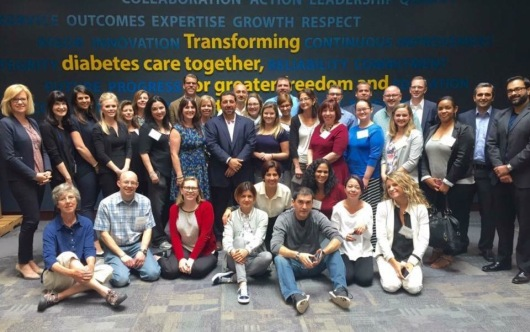 April was a busy month that included the Medtronic Diabetes Advocates Forum in Los Angeles.  Great to spend time with more awesome advocates.