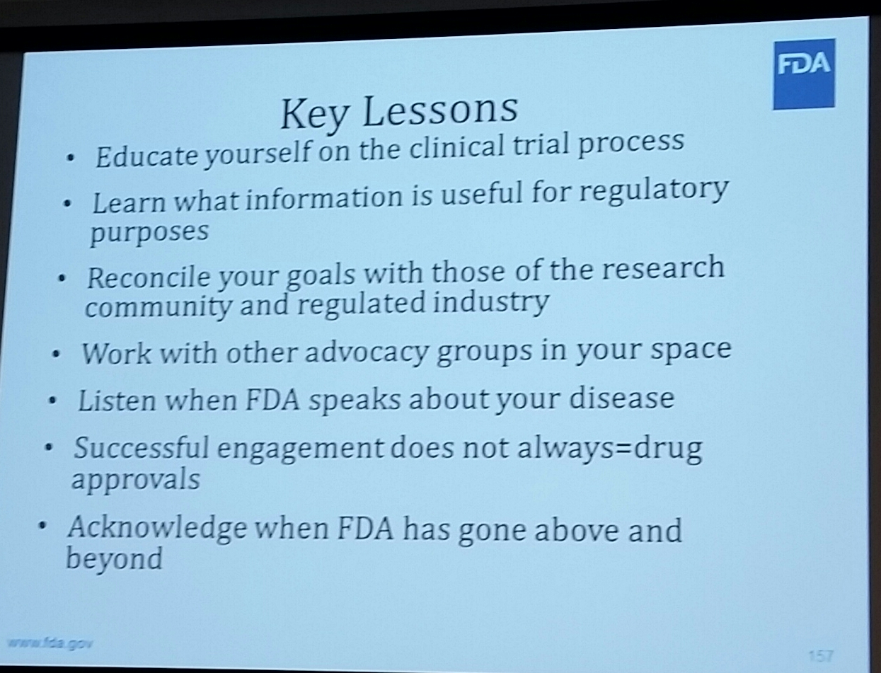 FDA Workshop: Engaging with FDA in the drug approval process
